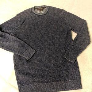 Tasso Elba Dark Blue Sweater